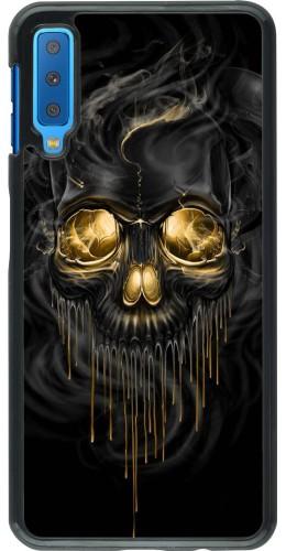 Coque Samsung Galaxy A7 - Skull 02