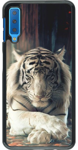 Coque Samsung Galaxy A7 - Zen Tiger