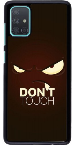 Coque Samsung Galaxy A71 - Angry Dont Touch