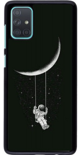 Coque Samsung Galaxy A71 - Astro balançoire