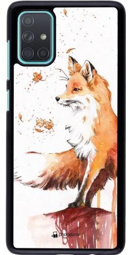 Coque Samsung Galaxy A71 - Autumn 21 Fox