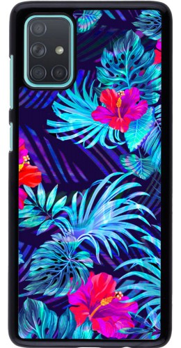 Coque Samsung Galaxy A71 - Blue Forest