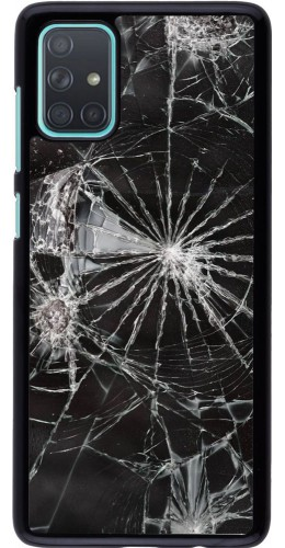 Coque Samsung Galaxy A71 - Broken Screen