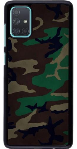 Coque Samsung Galaxy A71 - Camouflage 3