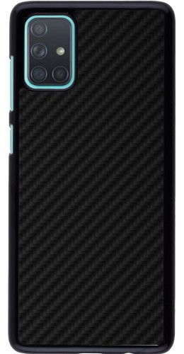 Coque Samsung Galaxy A71 - Carbon Basic