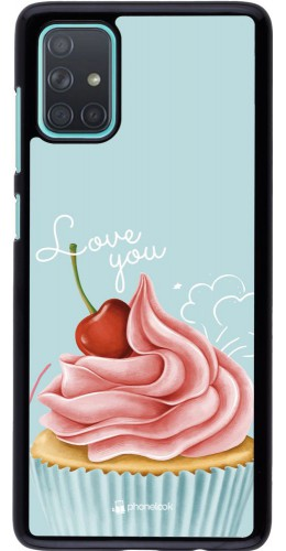 Coque Samsung Galaxy A71 - Cupcake Love You