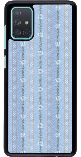 Coque Samsung Galaxy A71 - Edelweiss