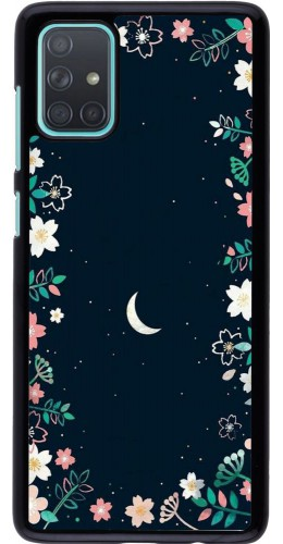 Coque Samsung Galaxy A71 - Flowers space