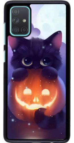 Coque Samsung Galaxy A71 - Halloween 17 15