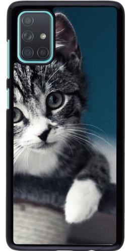 Coque Samsung Galaxy A71 - Meow 23