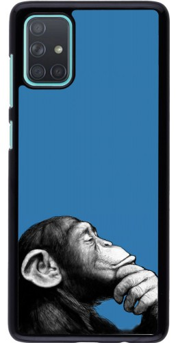 Coque Samsung Galaxy A71 - Monkey Pop Art
