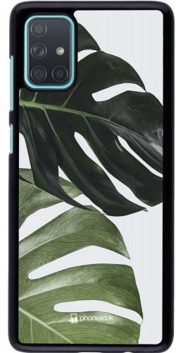 Coque Samsung Galaxy A71 - Monstera Plant