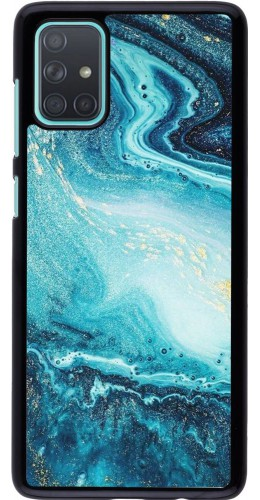 Coque Samsung Galaxy A71 - Sea Foam Blue