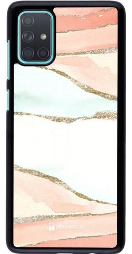 Coque Samsung Galaxy A71 - Shimmering Orange
