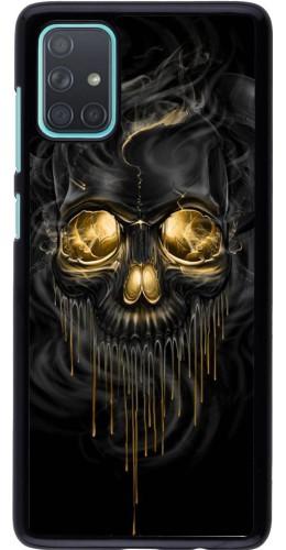 Coque Samsung Galaxy A71 - Skull 02