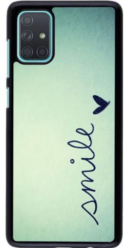 Coque Samsung Galaxy A71 - Smile