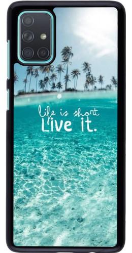 Coque Samsung Galaxy A71 - Summer 18 24