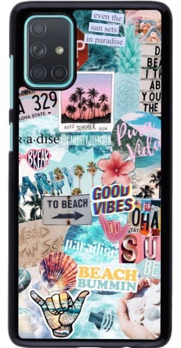 Coque Samsung Galaxy A71 - Summer 20 collage