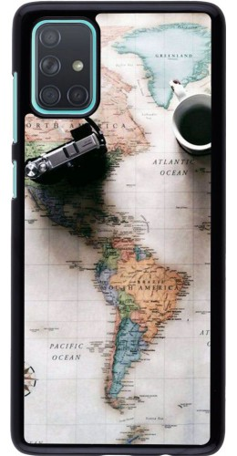 Coque Samsung Galaxy A71 - Travel 01