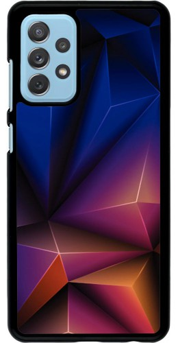 Coque Samsung Galaxy A72 - Abstract Triangles