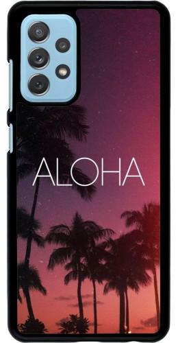 Coque Samsung Galaxy A72 - Aloha Sunset Palms