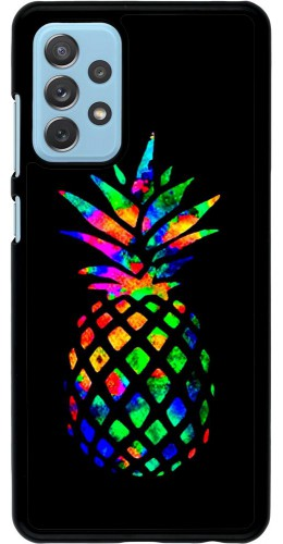 Coque Samsung Galaxy A72 - Ananas Multi-colors