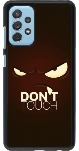 Coque Samsung Galaxy A72 - Angry Dont Touch