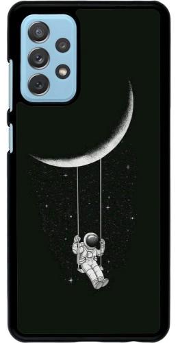 Coque Samsung Galaxy A72 - Astro balançoire