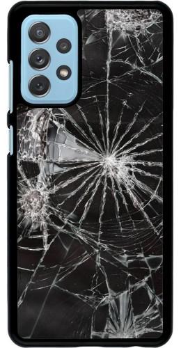 Coque Samsung Galaxy A72 - Broken Screen