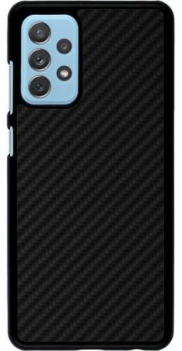 Coque Samsung Galaxy A72 - Carbon Basic