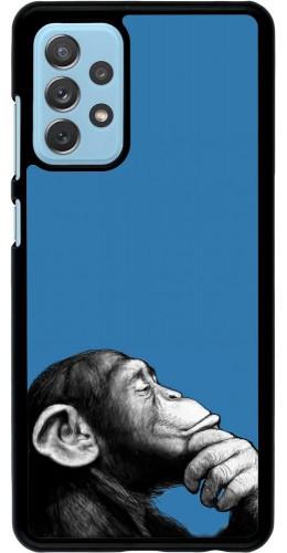 Coque Samsung Galaxy A72 - Monkey Pop Art