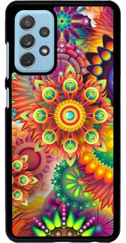 Coque Samsung Galaxy A72 - Multicolor aztec