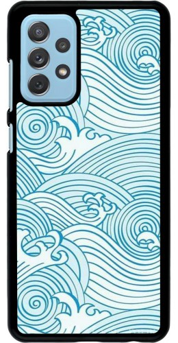 Coque Samsung Galaxy A72 - Ocean Waves
