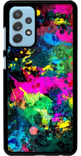 Coque Samsung Galaxy A72 - Splash paint