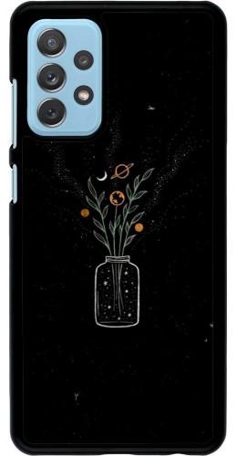 Coque Samsung Galaxy A72 - Vase black