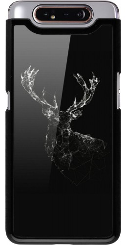 Coque Samsung Galaxy A80 - Abstract deer