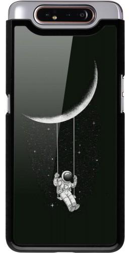 Coque Samsung Galaxy A80 - Astro balançoire