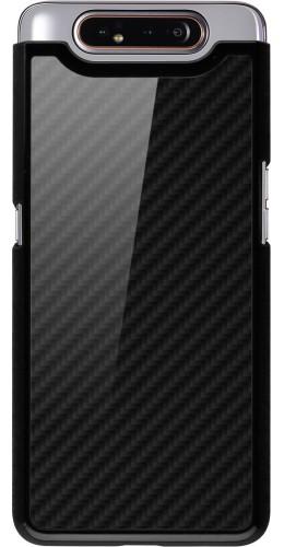 Coque Samsung Galaxy A80 - Carbon Basic