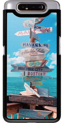 Coque Samsung Galaxy A80 - Cool Cities Directions