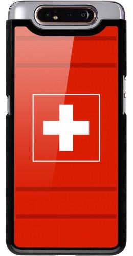 Coque Samsung Galaxy A80 - Euro 2020 Switzerland