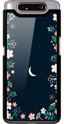 Coque Samsung Galaxy A80 - Flowers space