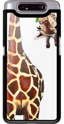 Coque Samsung Galaxy A80 - Giraffe Fit