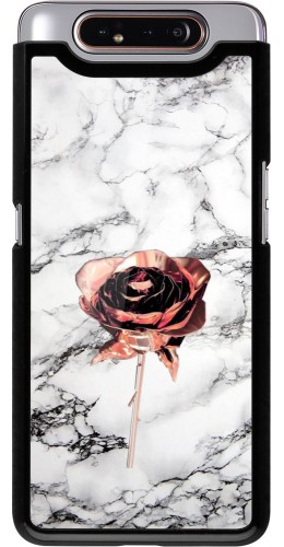 Coque Samsung Galaxy A80 - Marble Rose Gold