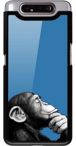 Coque Samsung Galaxy A80 - Monkey Pop Art