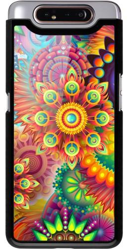 Coque Samsung Galaxy A80 - Multicolor aztec