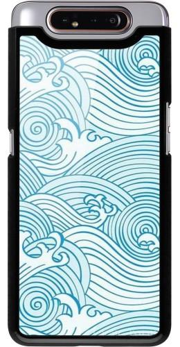 Coque Samsung Galaxy A80 - Ocean Waves