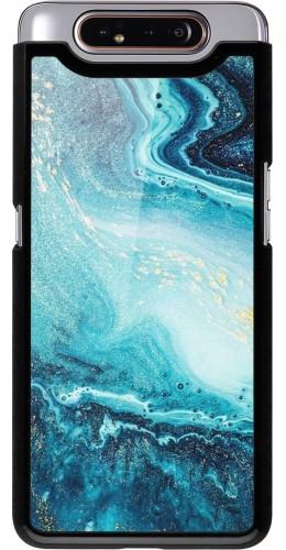 Coque Samsung Galaxy A80 - Sea Foam Blue