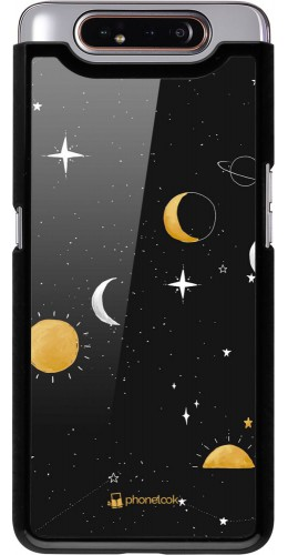Coque Samsung Galaxy A80 - Space Vector