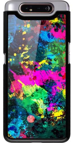 Coque Samsung Galaxy A80 - splash paint