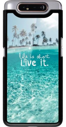 Coque Samsung Galaxy A80 - Summer 18 24